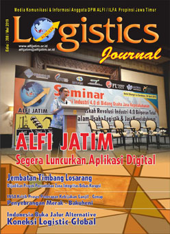 Cover Logistik Mei 2019